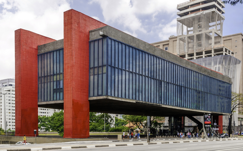 Museum of Modern Art, São Paulo