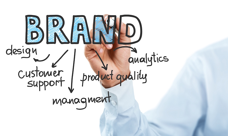 Your logo drives brand recognition.
