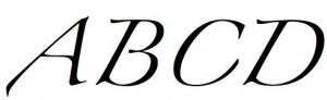 basic typograhy - decorative