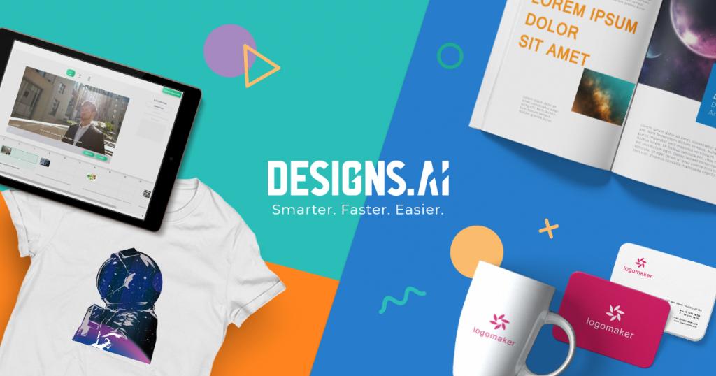 Designs.ai - Smarter, Faster, Easier