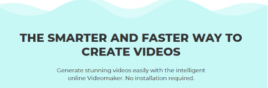 Videomaker, much like Google Drive, can be accessed remotely from anywhere.