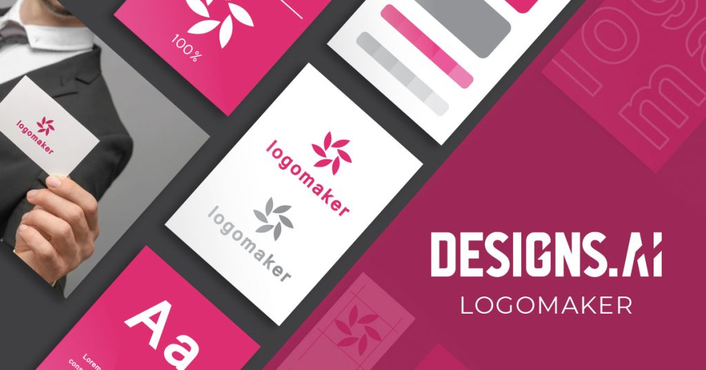 logomaker, designs.ai, branding