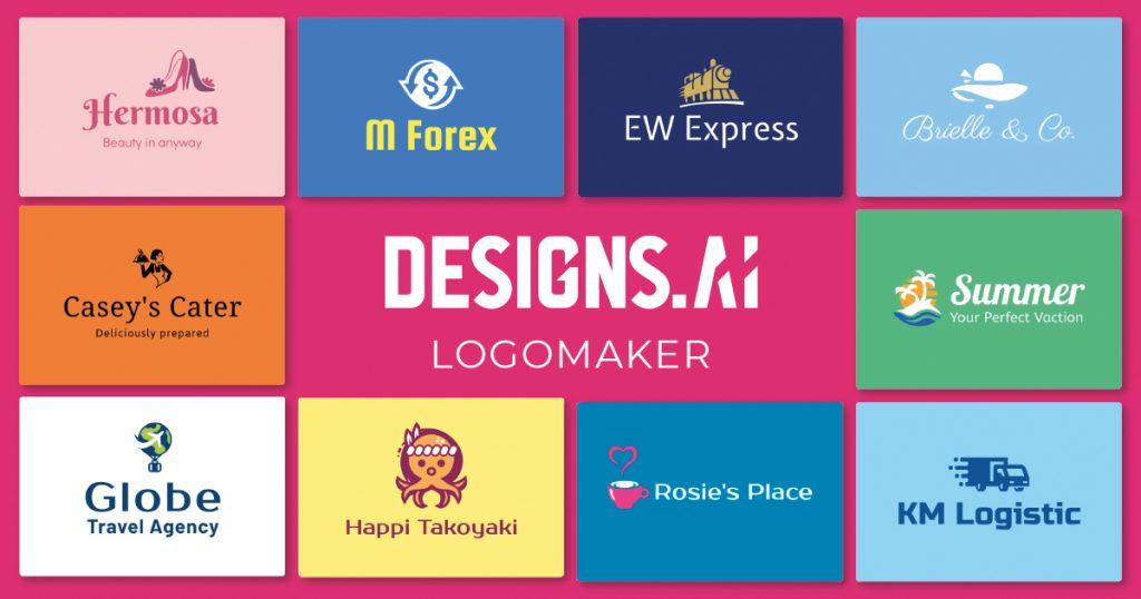 blogs.ai, logomaker, branding