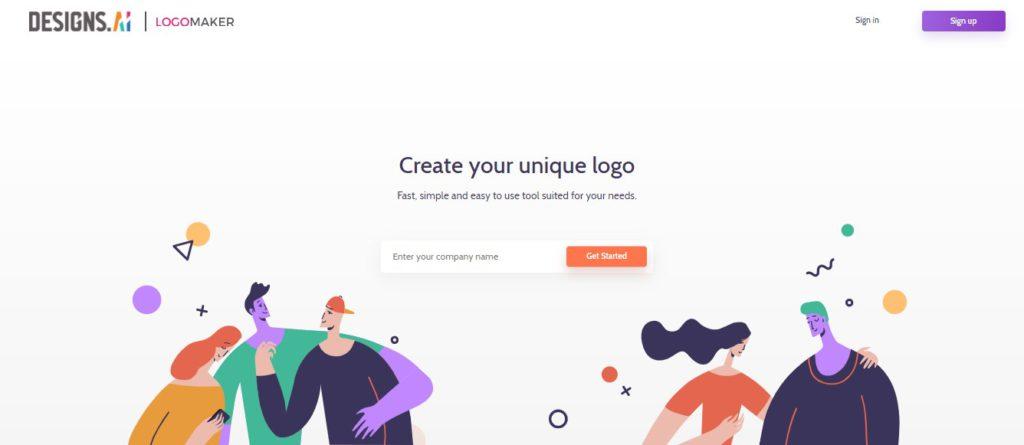 designs.ai, logomaker