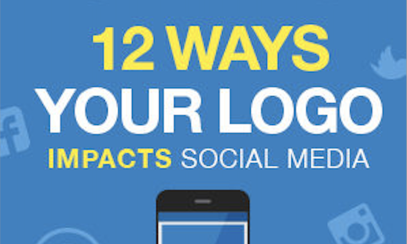 12 Ways your logo impacts social media.