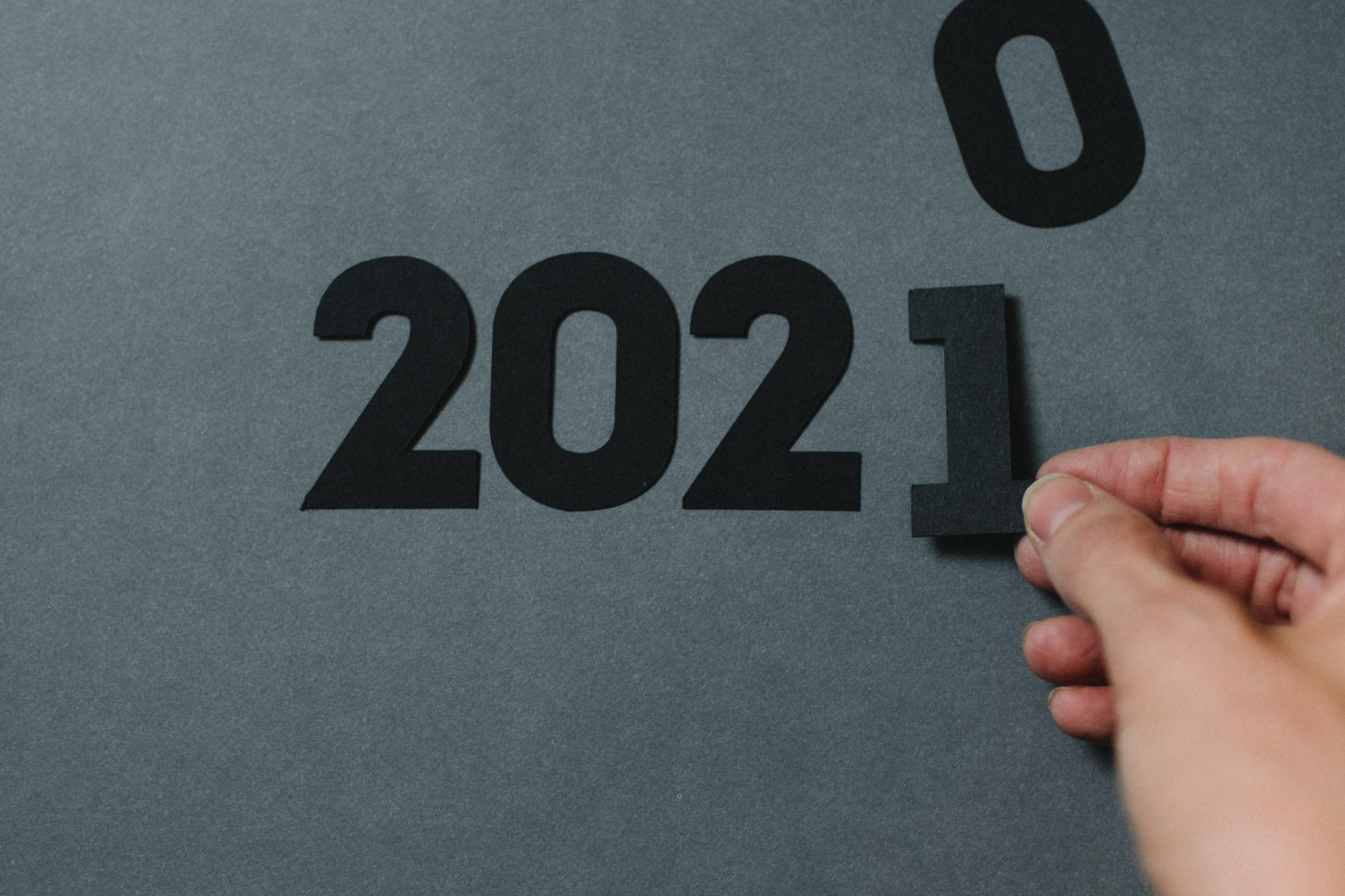 5 Strategies to kick-start your new year of 2021.