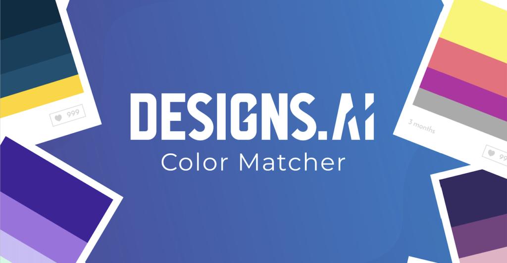 Designs.ai Color Matcher