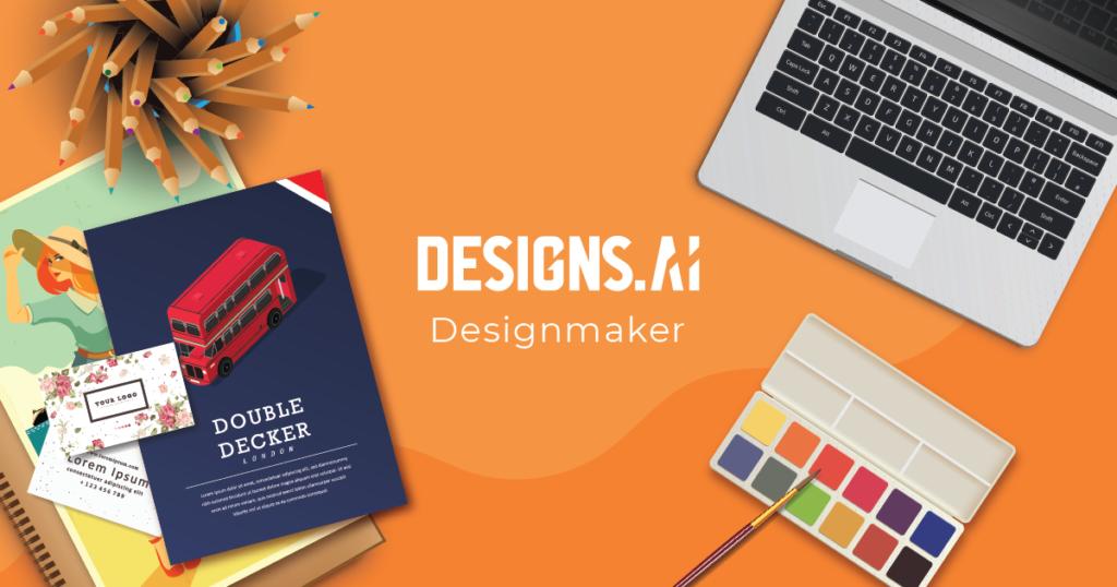 Designs.ai's Designmaker