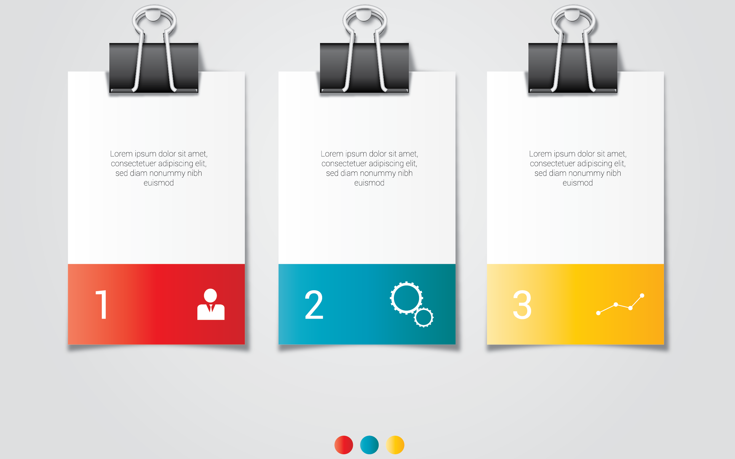 Minimal text and clear layout make infographics simple and easy to understand.
