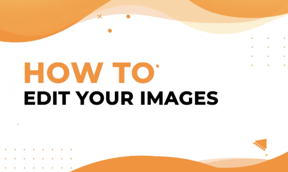 How to edit your images with Designmaker?